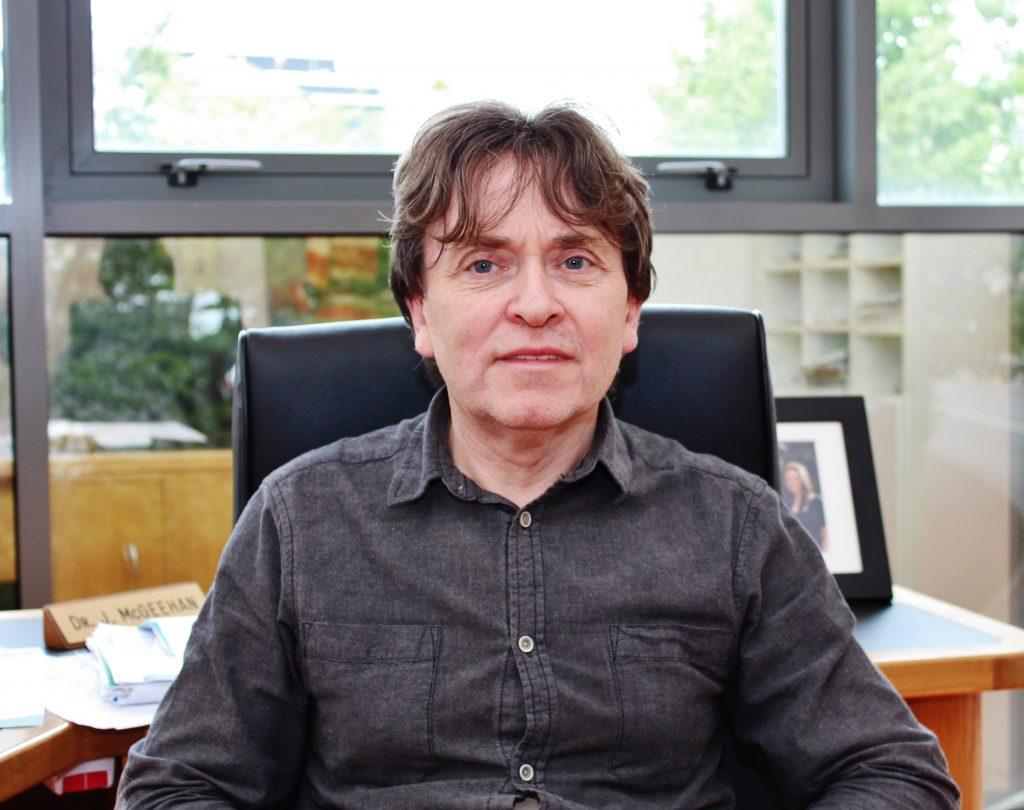Dr Brian McColgan