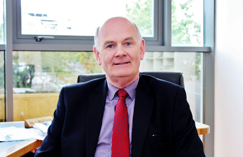 Dr John McGeehan