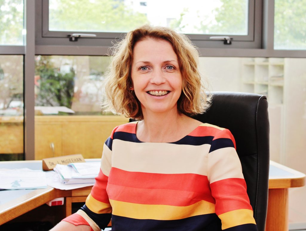 Dr Josephine Kiernan