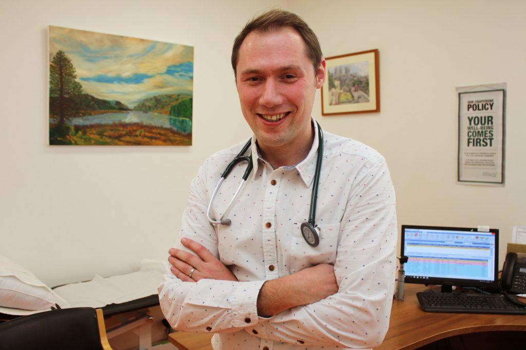 Dr Mark Hudson